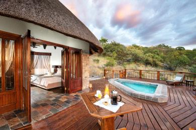 Etosha Mountain Lodge - Pool