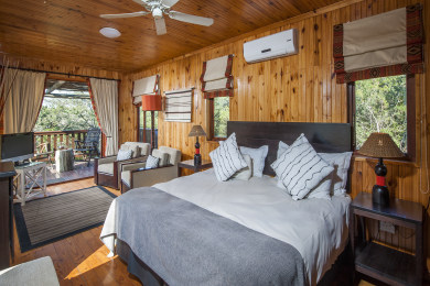Main Lodge Chalet - 1 bedroomed chalet
