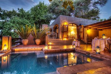 Family & Honeymoon Suite Exterior