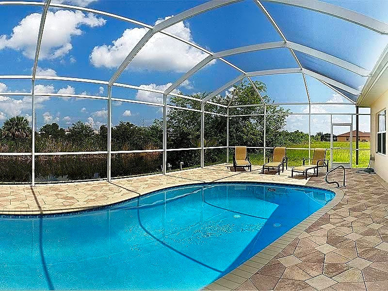 Villa Alegra - casa de alquiler en Cape Coral a partir de 600 USD ...