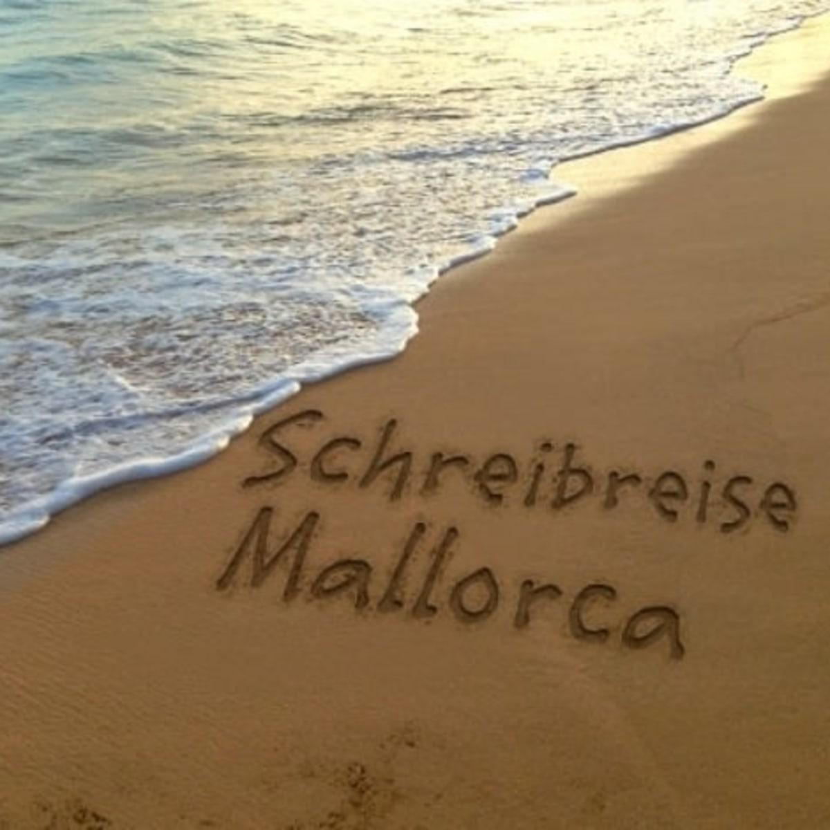 Schreibreise Mallorca. Mit Tanja Steinlechner