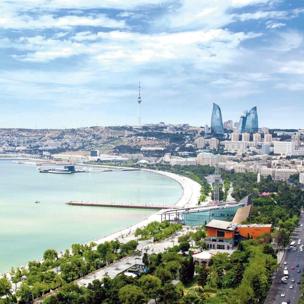 Eine Entdeckungsreise durch Aserbaidschan. Kultur und nette Menschen - ein Land am Ende Europas.