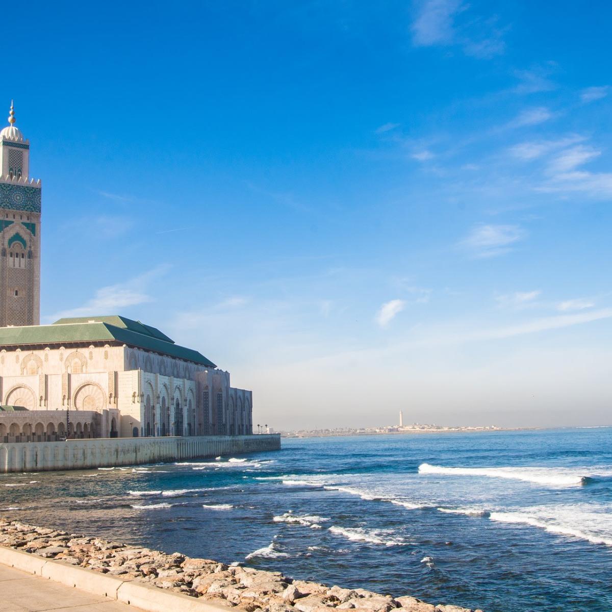 Kasbahs und Wüsten. In 8 Tagen von Casablanca nach Marrakech