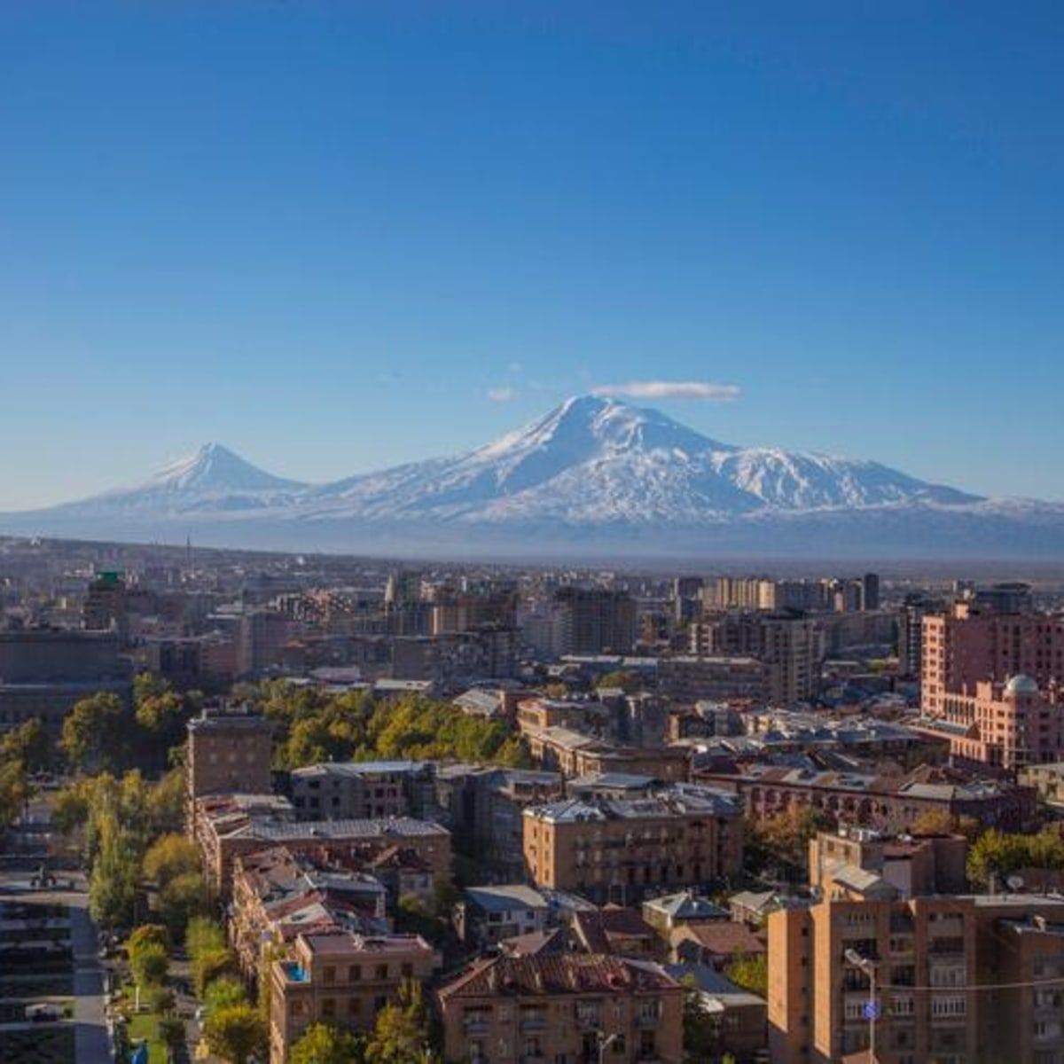 Eindrucksvolles Armenien