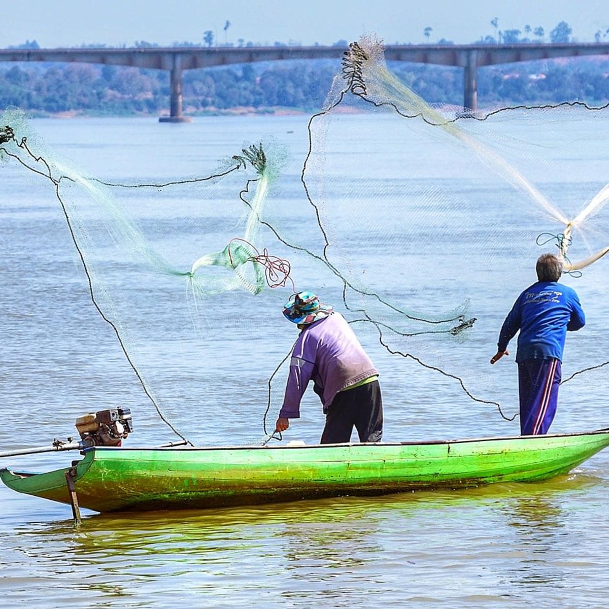 Mekong Schiffsreise - von Siem Reap nach Ho-Chi-Minh-Stadt