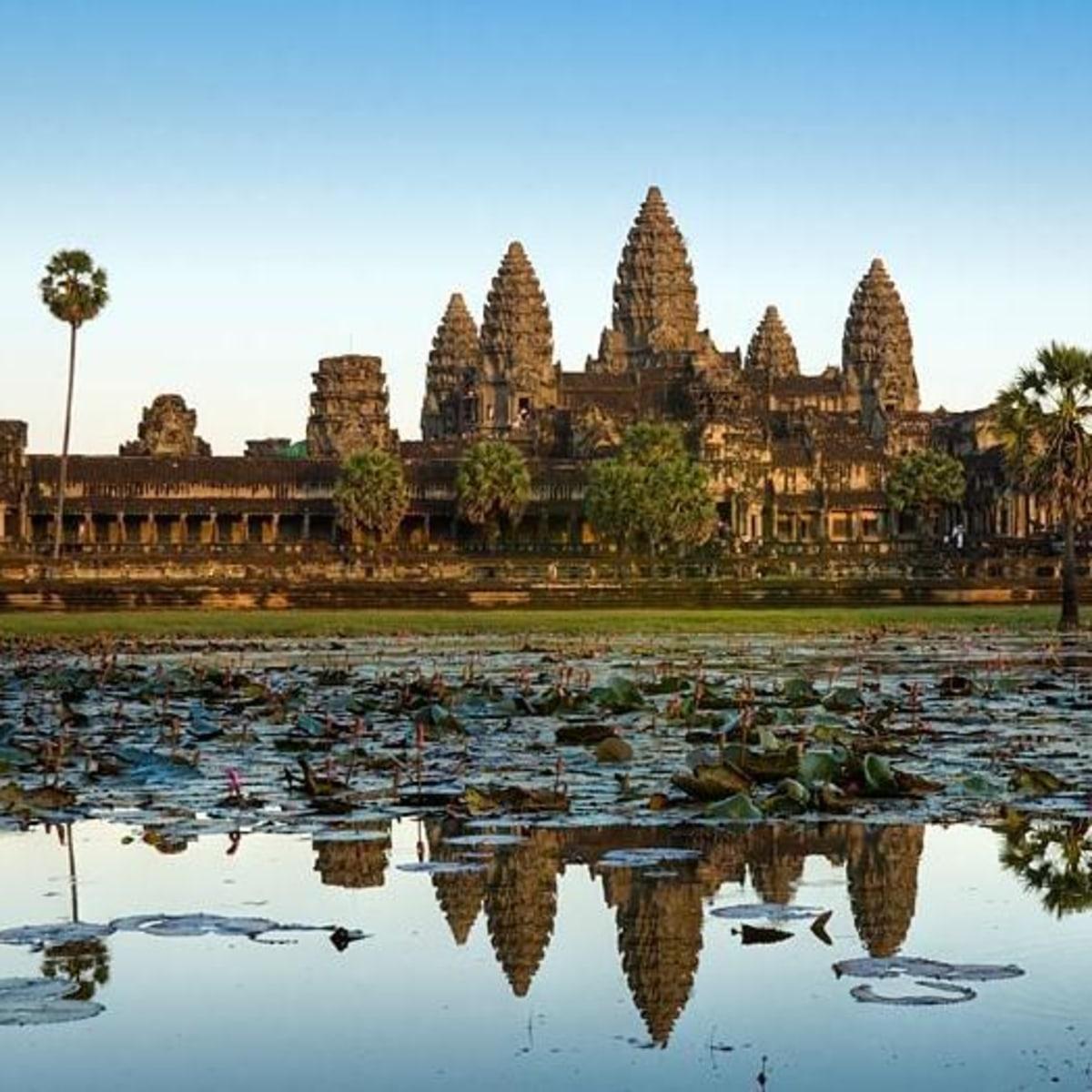 "Privatrundreise ""Kambodscha - Laos"" & Baden auf Phuket"