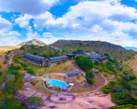 Temple Point Resort - Tsavo Ost Nationalpark