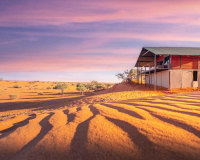Nach Ihrer ersten Nacht in Windhoek Weiterreise in die Kalahari