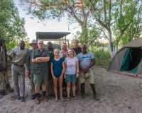 Abenteuer Mount Suswa, Parlament der Paviane, Wildhunde und vieles mehr