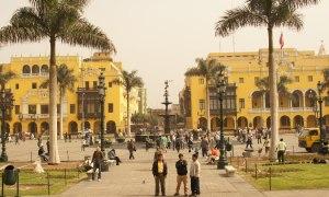 Altstadt Lima