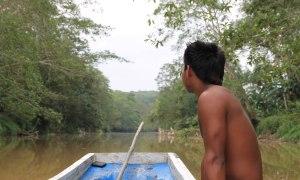 Boot-Embera
