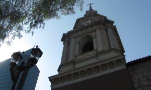 Gebäude-Santiago