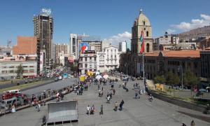La Paz Innenstadt