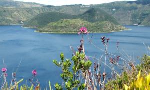Lagune Cuicocha