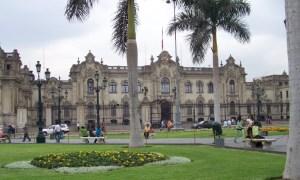 Lima Zentrum