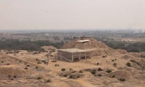 Pyramiden Tucume