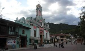 Kirche-vilcabamba
