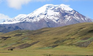 Chimborazo-vulkan