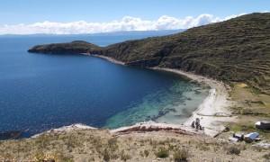 Strand Isla Sol Titicaca