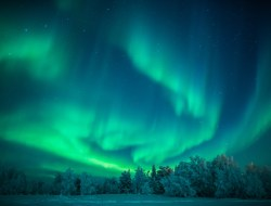 Ein letztes Mal Nordlicht