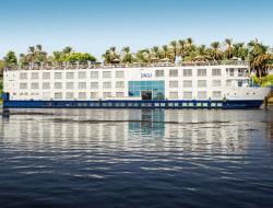 Einschiffung Luxor