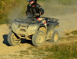 Quad Off Road Experience im AdventureSteinbruch