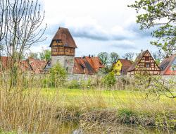 Mittelalterliche Städte Dinkelsbühl und Nördlingen