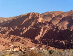 Marrakesch – Hoher Atlas – Ouarzazate – Dades