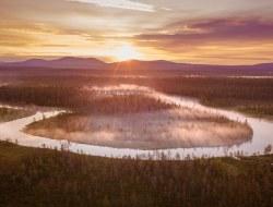 Ankunft am Flughafen und Beginn Ihrer Lappland Reise
