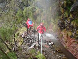 Wandertour Gipfel ( Santana – Pico Ruivo)