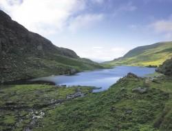 Anreise und Ankunft in Glenbeigh