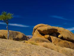 Von Swakopmund in das Erongo Gebirge