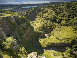 Cheddar Gorge - Bath