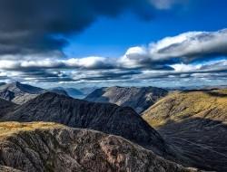 Glen Coe – Rannoch Moor – Loch Lomond