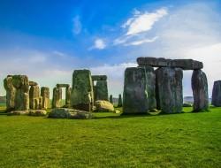 Stonehenge - Heimreise