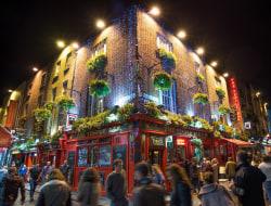 Willkommen in Dublin
