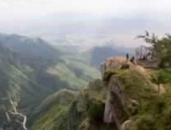 Fahrt in die Usambara Berge