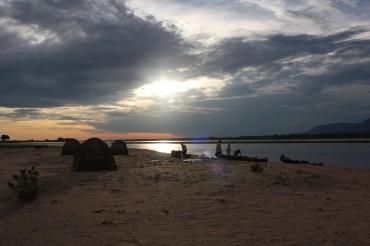 6 Tage Fisheagle Kanu Safari in Simbabwe