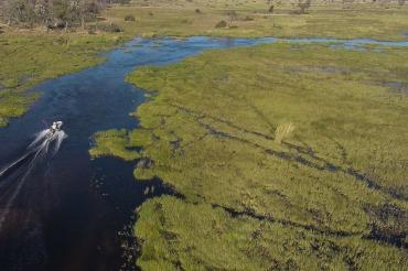 7 Tage Flugsafari - Okavango Delta - Moremi Game Reserve und Chobe Nationalpark