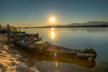 8 Tage Sambesi Kanu Safari in Simbabwe
