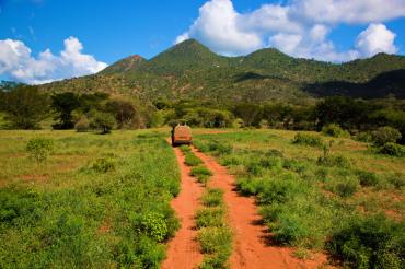 10 Tage privat geführt Reise durch Kenia