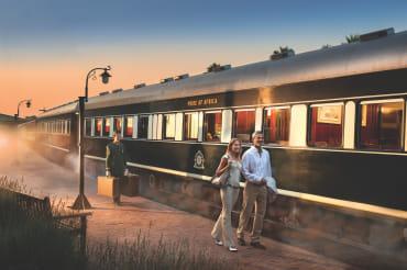 15 Tage Luxus Zugreise von Kapstadt nach Dar es Salaam