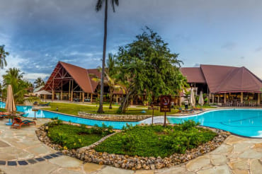 6 Tage Strandurlaub in Kenia im Amani Tiwi Beach