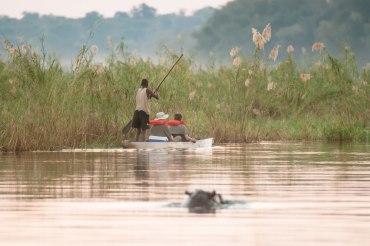 5 Tage Luxus Zeltsafari durch Botswana