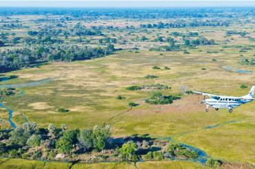 8 Tage Flugsafari - out of Kenia