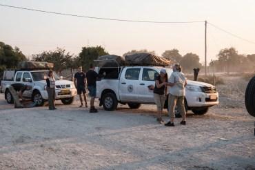 21 Tage Geführte Camping - Lodge Selbstfahrerreise in die TOP Nationalparks in Namibia und Botswana