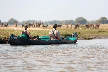 3 Tage Marula Kanu Safari