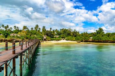 7 Tage Badeurlaub auf Sansibar