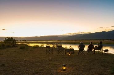 4 Tage Tamarind Kanu Safari in Simbabwe