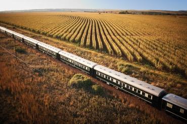 12 Tage Reise im Shongololo Luxuszug von Pretoria nach Walvis Bay